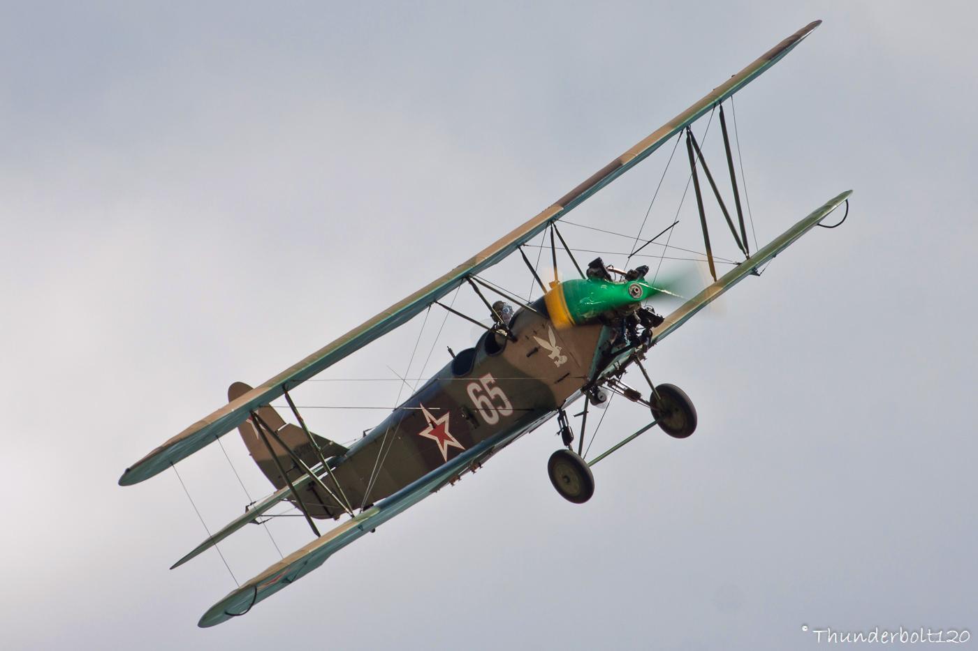 Polikarpov Po-2 RA-0790G