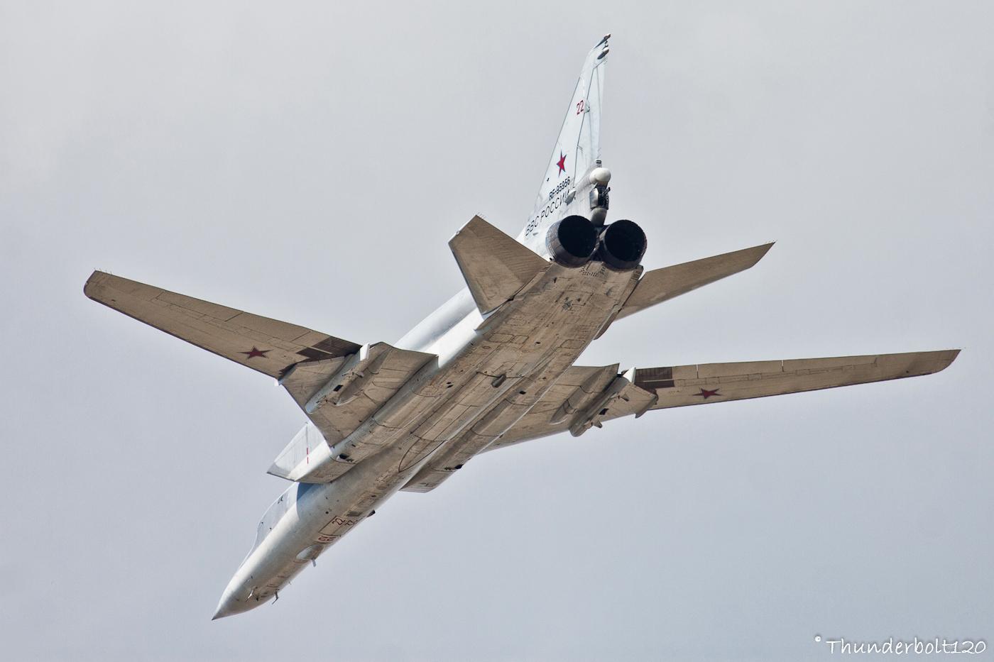 Tupolev Tu-22M-3 Backfire RF-95956