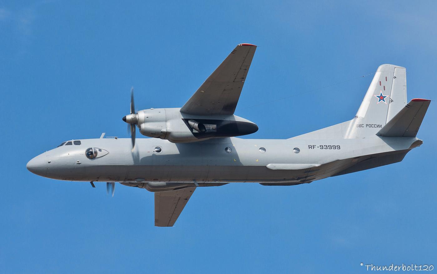 Antonov An-26 RF-93999