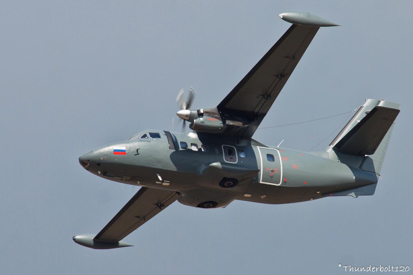 Let L-410 UVP-E20