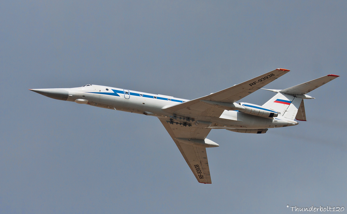 Tupolev Tu-134UBL RF-93938