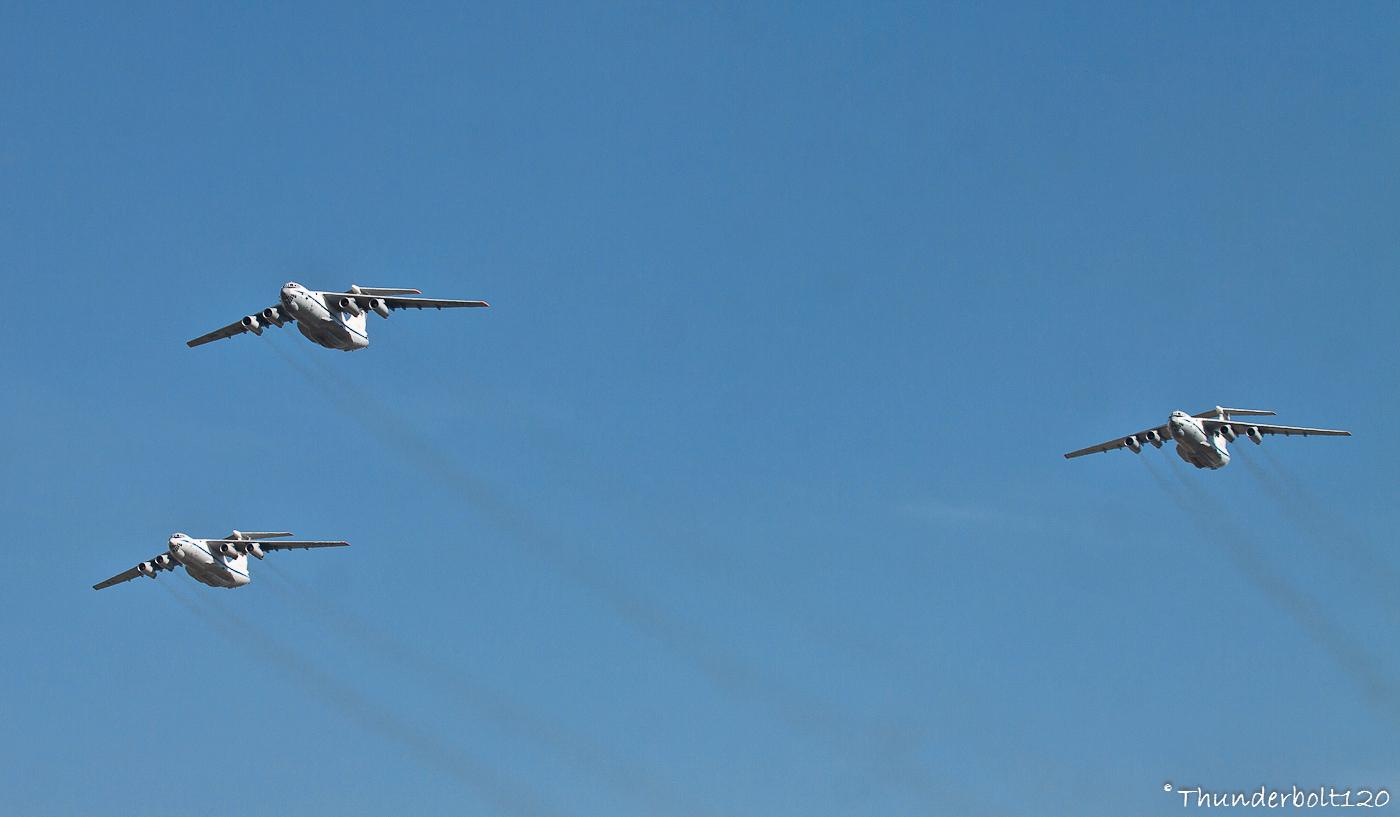 3x IL-76