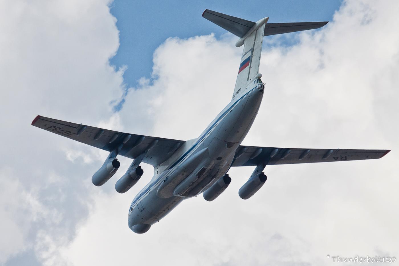 Ilyushin Il-76MD RA-76733