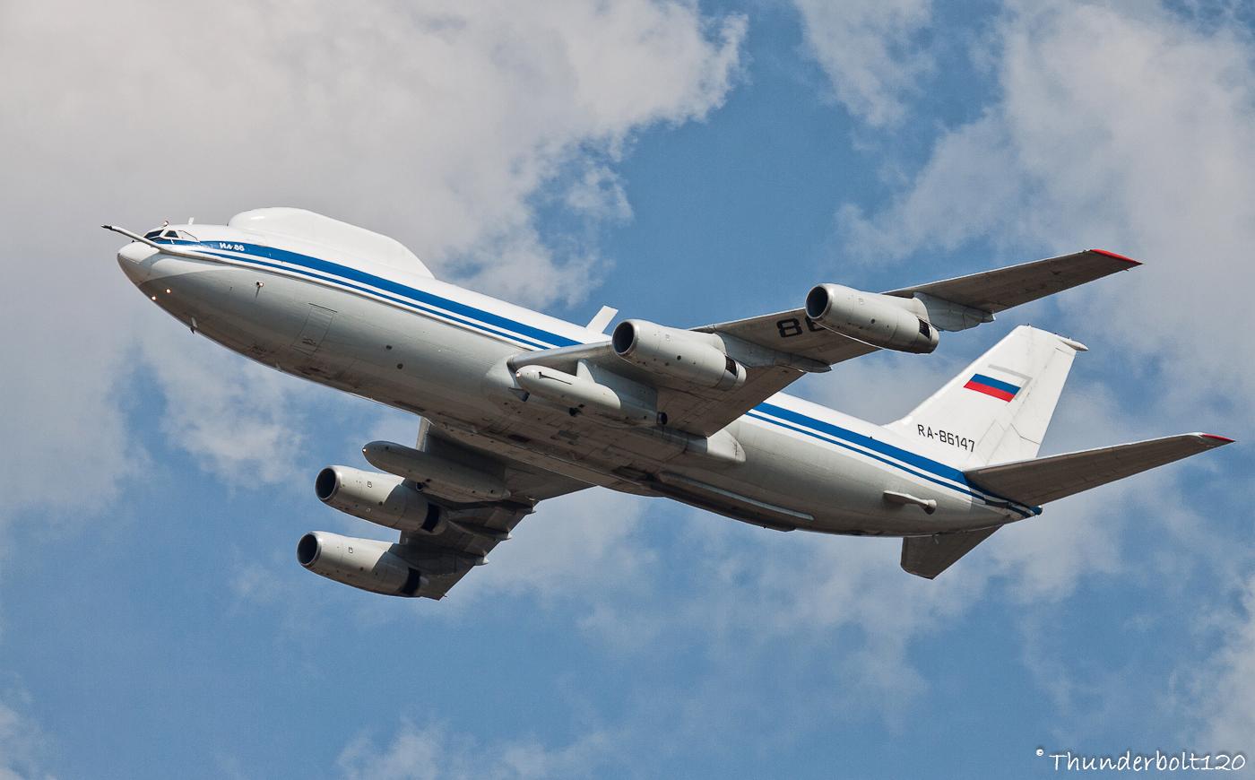 Ilyushin Il-87 Aimak RA-86147