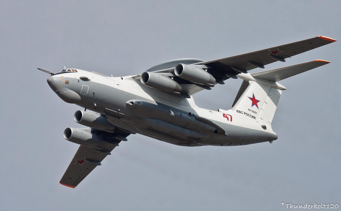 Beriev A-50EI RF-92957