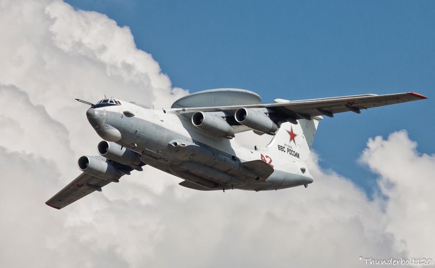 Beriev A-50 RF-50610