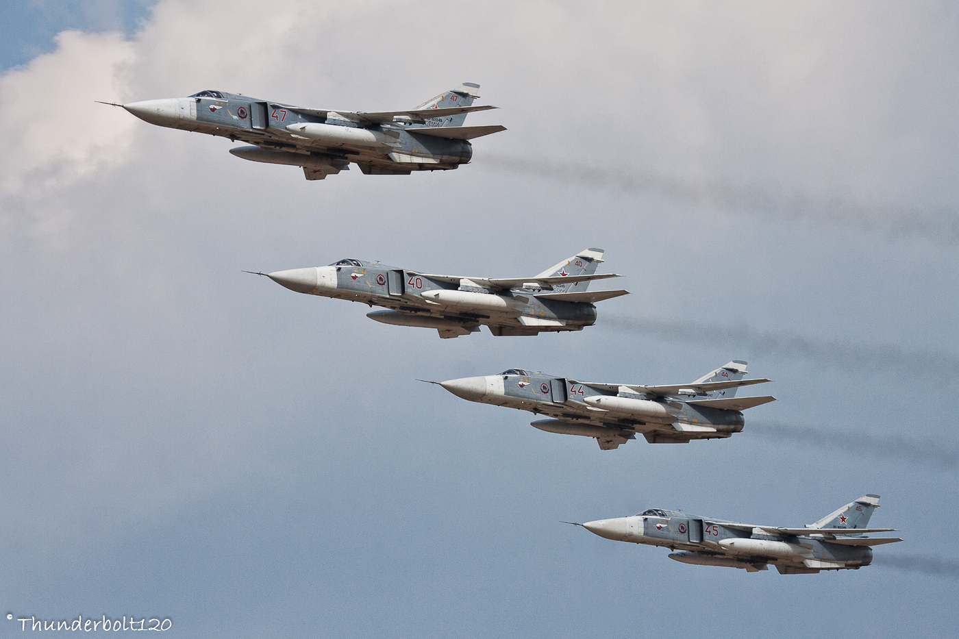 4x Su-24