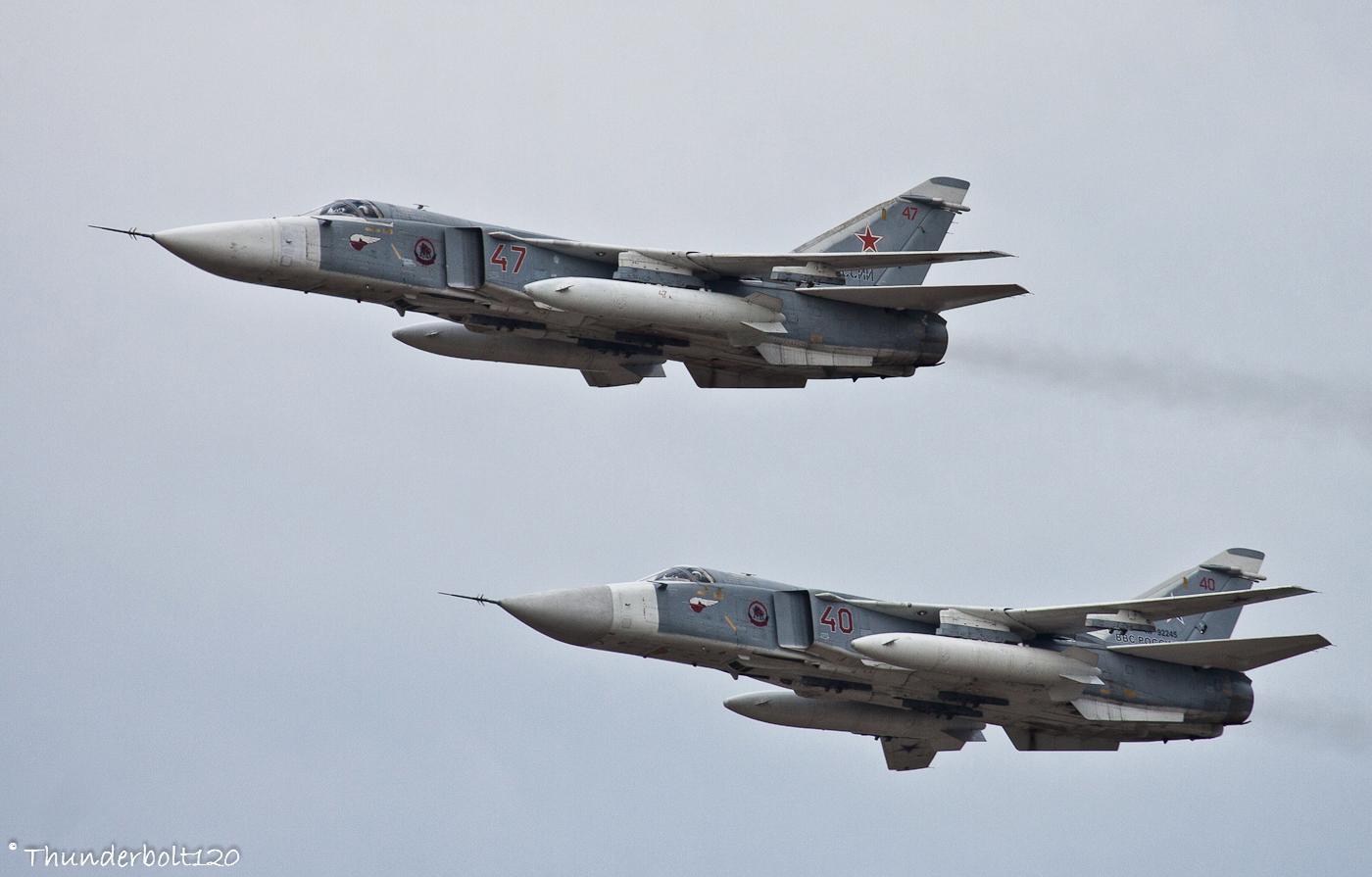 2x Su-24