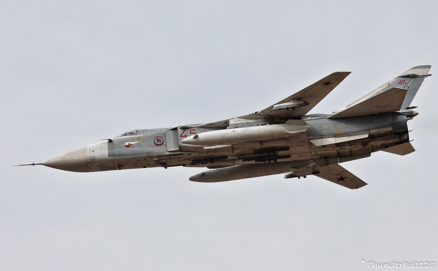 Su-24MR Fencer