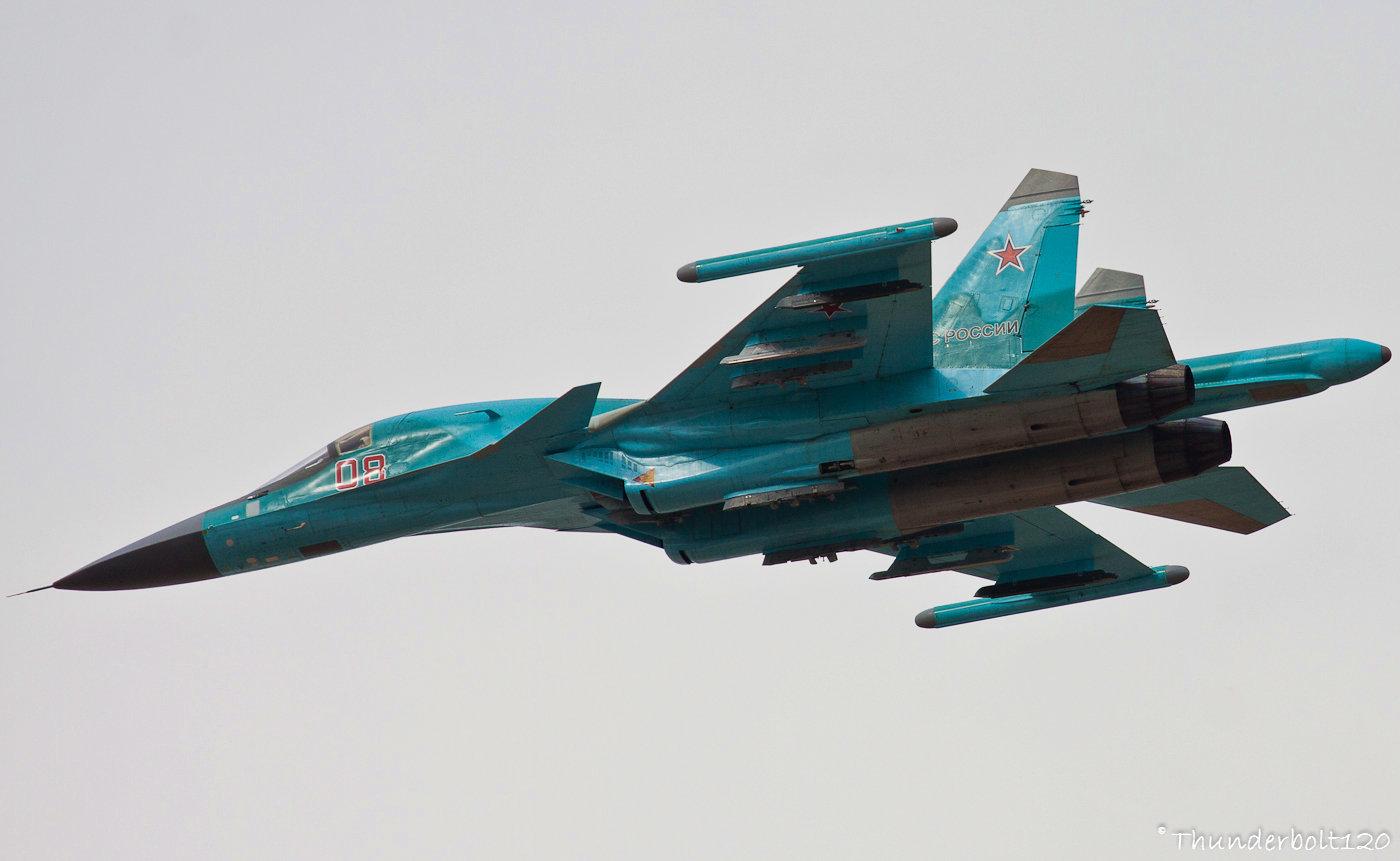 Su-34 Fullback 08