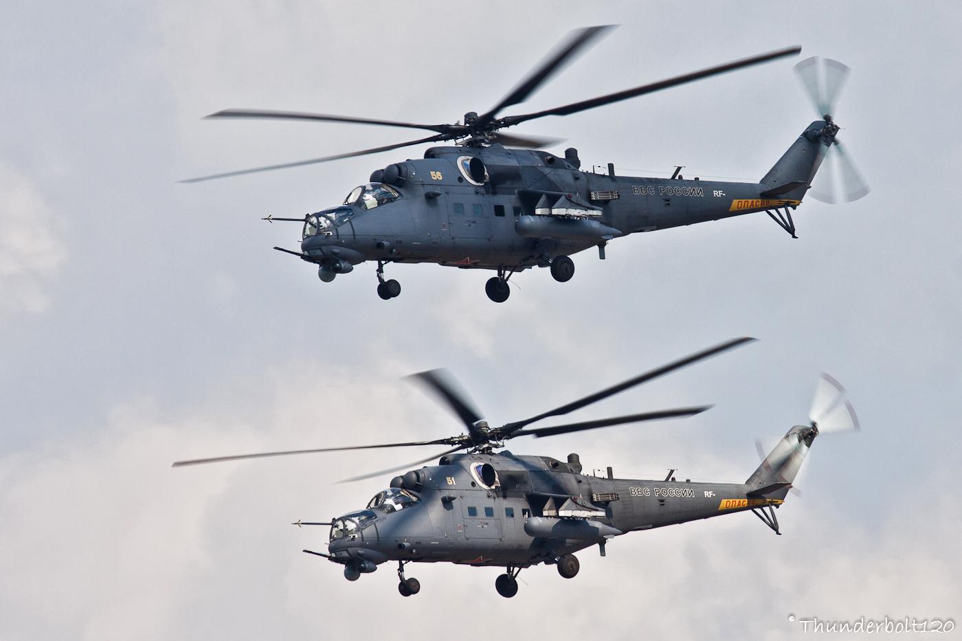 2x Mi-24VM