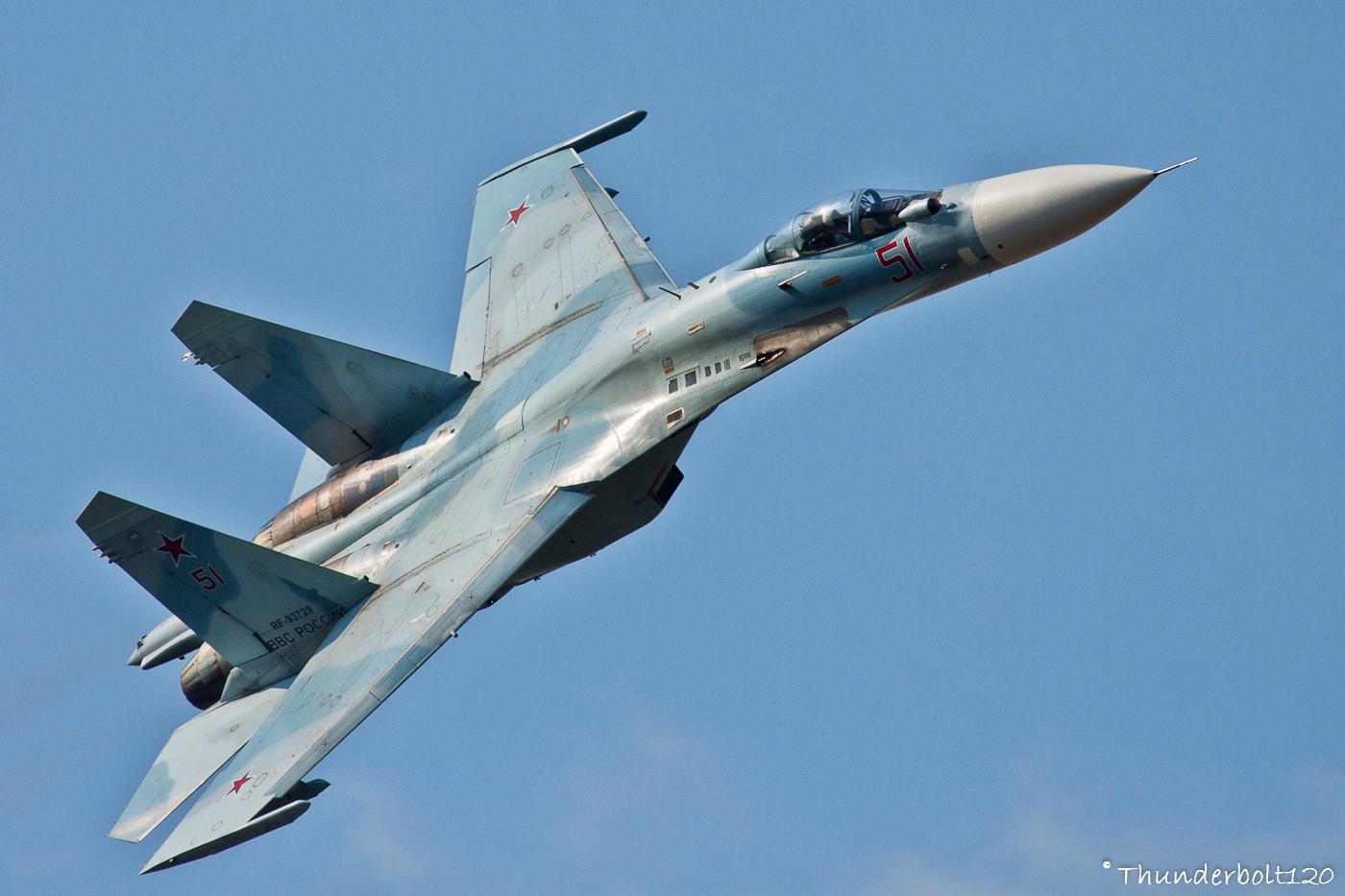 Su-27SM3 RF-93729