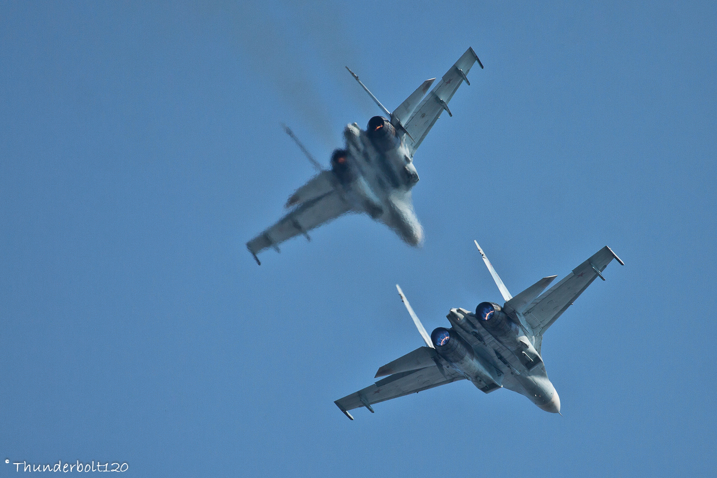 2x Su-27