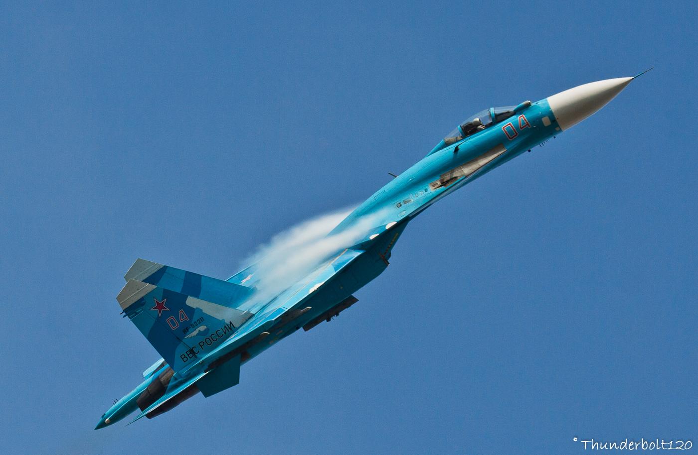 Su-27SM RF-92211