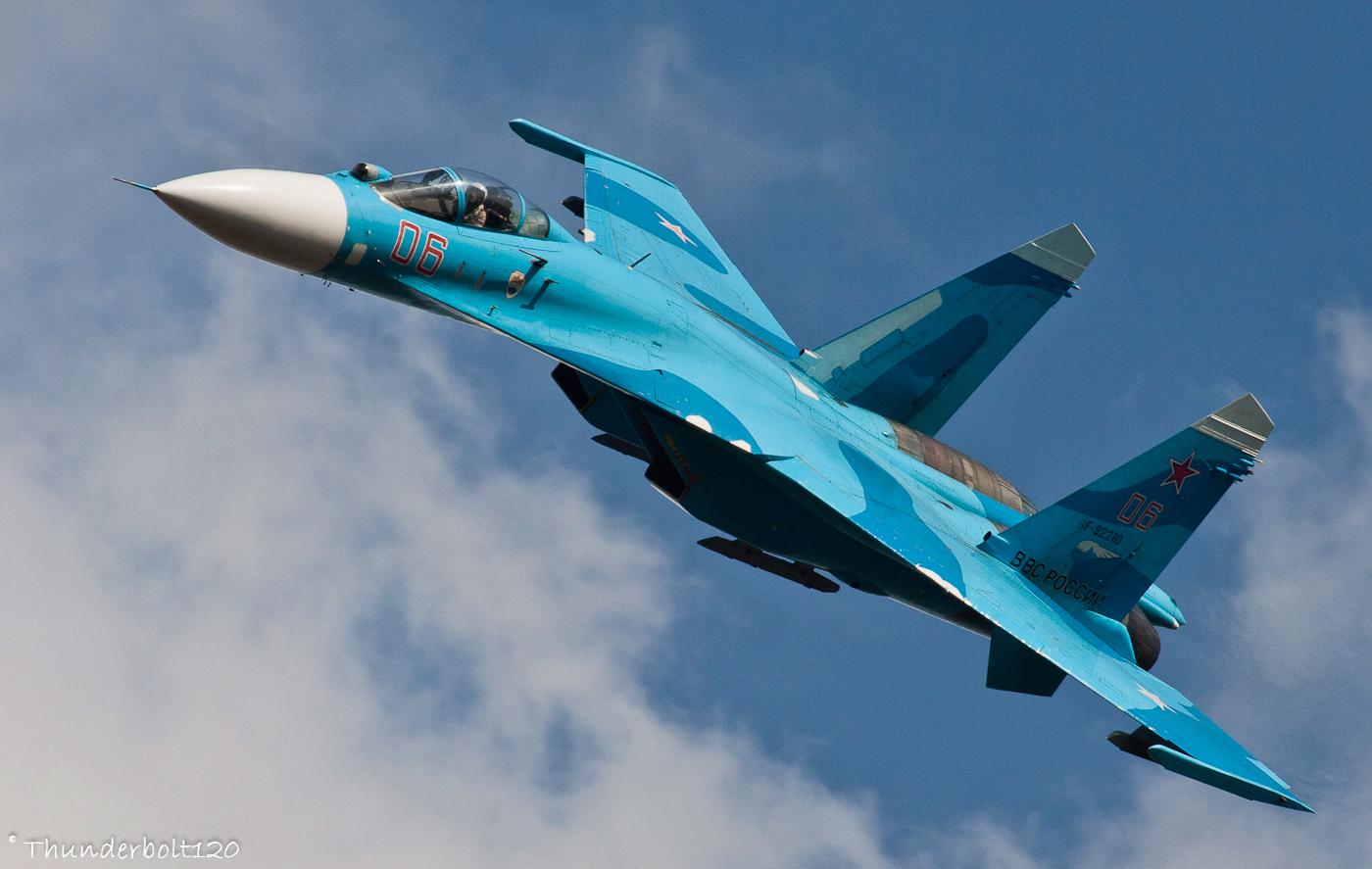 Su-27SM RF-92210