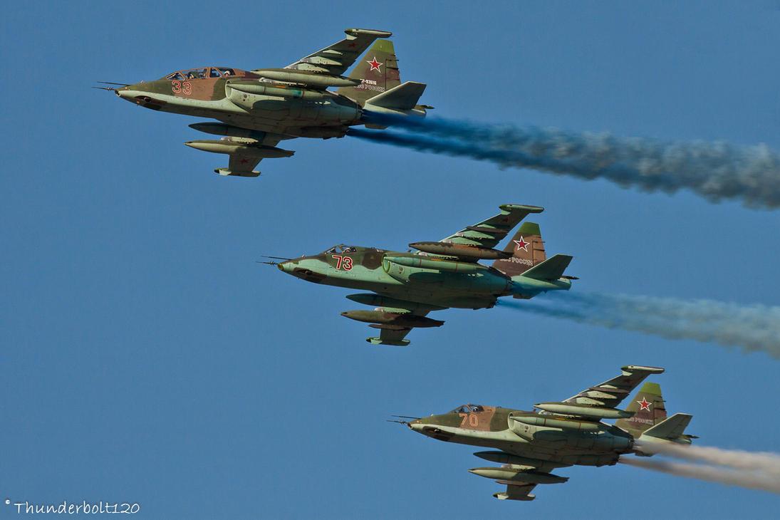 3x Su-25