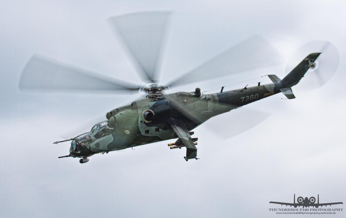 Mil Mi-24V (Mi-35) Hind 7360