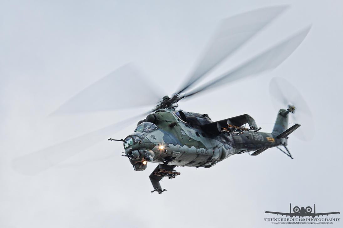 Mi-24V (Mi-35) Hind 7360