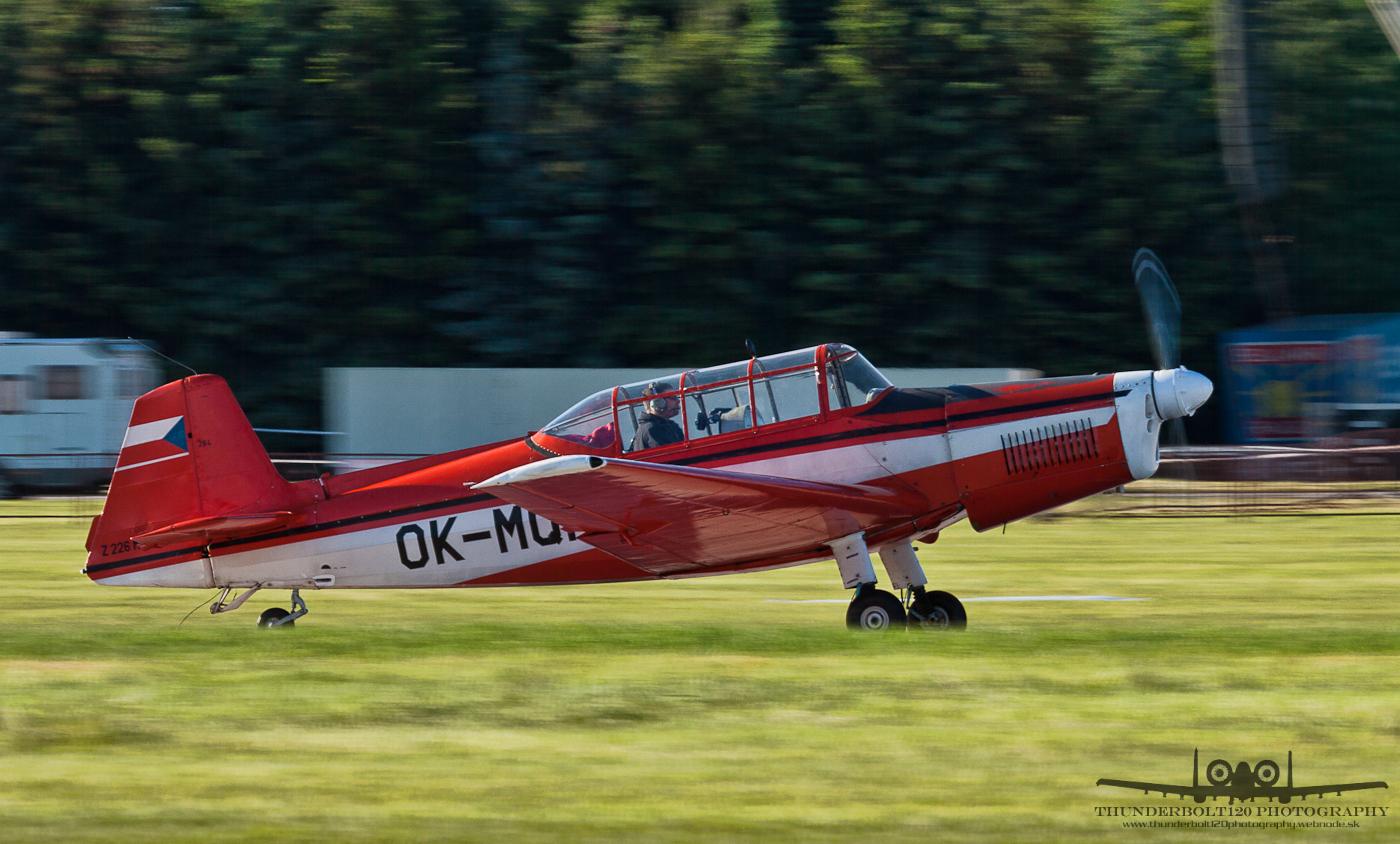 Zlin Z-226MS OK-MQM