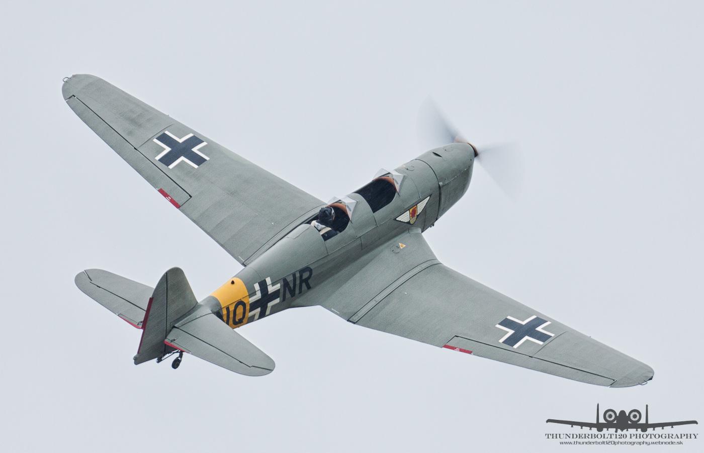 Klemm Kl-35D D-EQXD