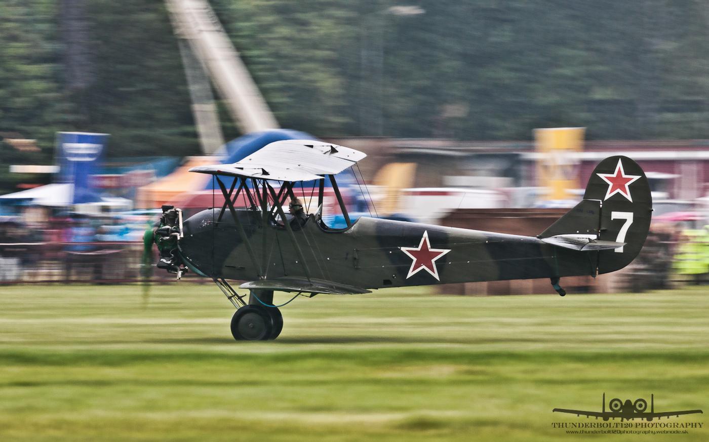 Polikarpov PO-2 OM-LML