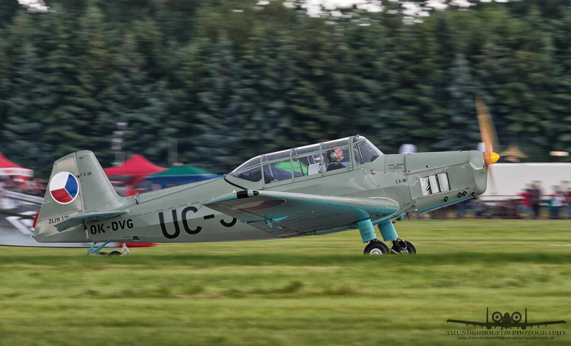 Zlin Z-126 OK-DVG