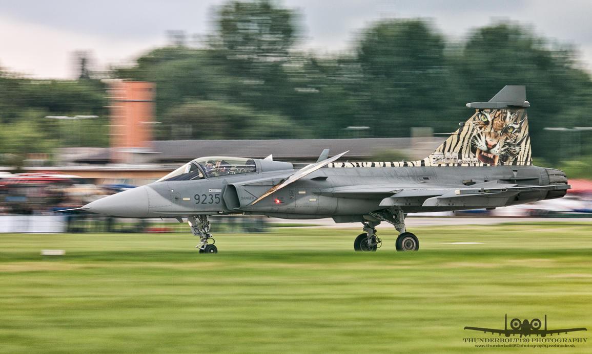 SAAB JAS-39C Gripen 9235