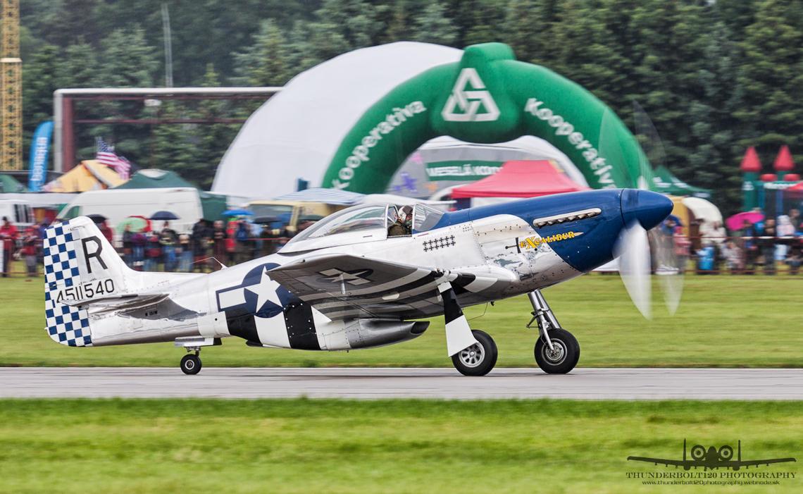 North American P-51D Mustang 4511540