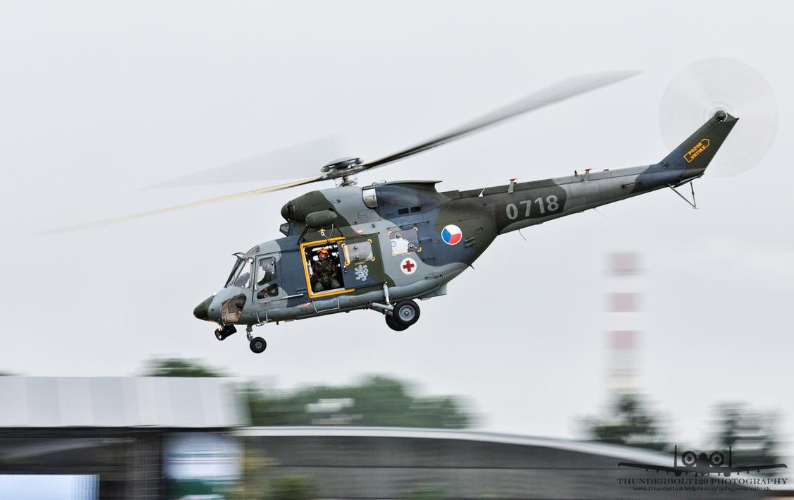 PZL-Swidnik W-3A Sokol 0718