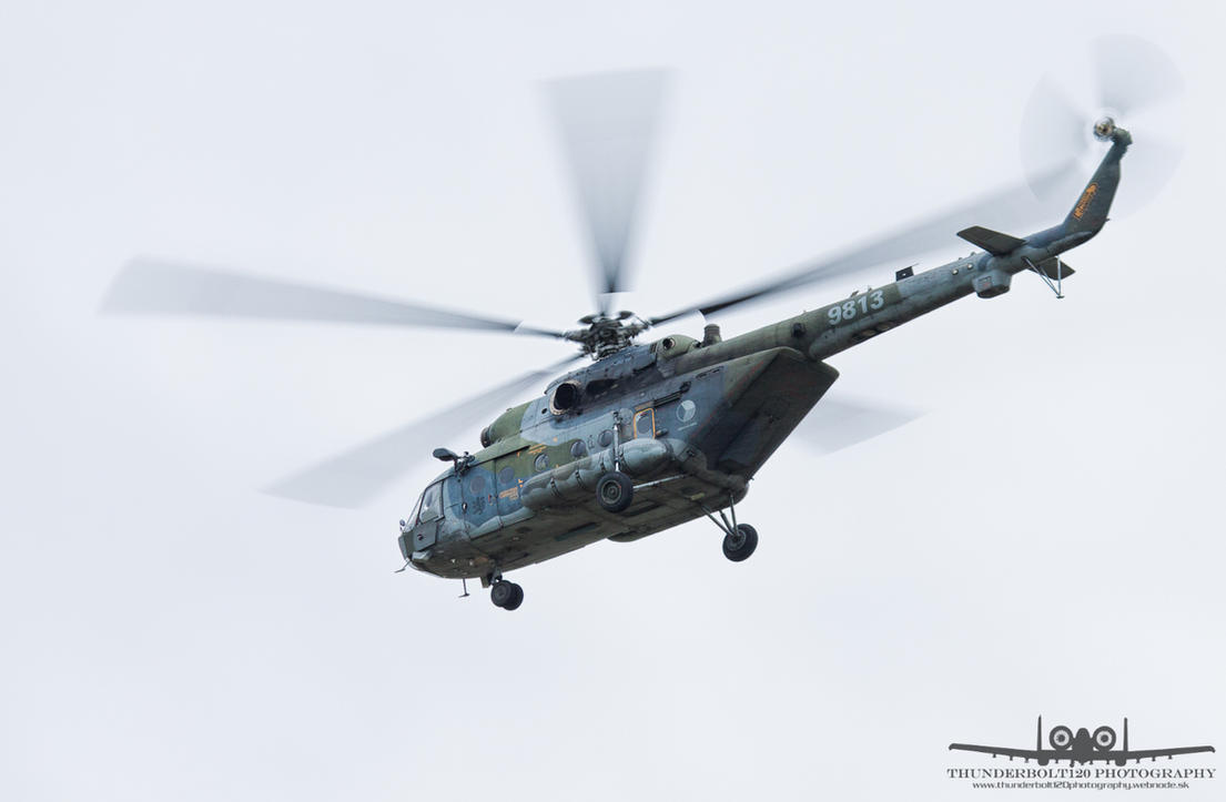 Mil Mi-171S 9813