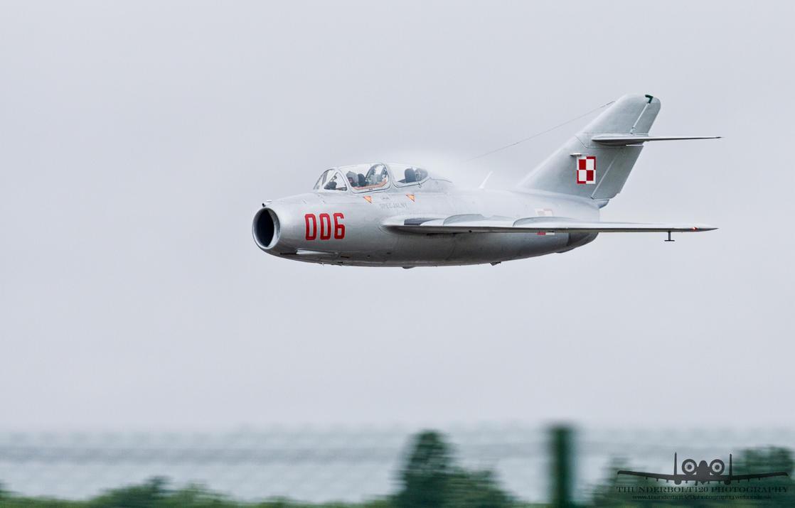 MiG-15UTI (SB-LIM2) SP-YNZ 006