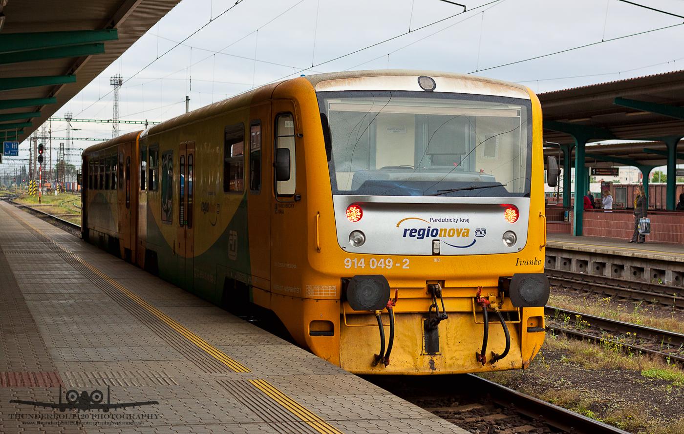 Train to Chrudim