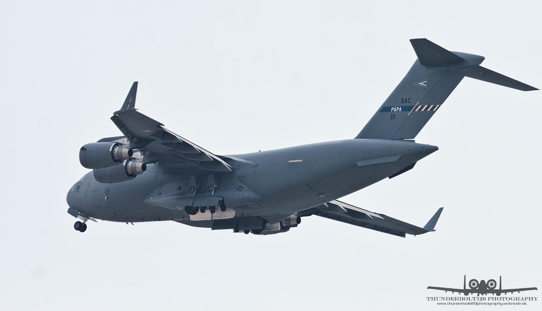 Boeing C-17A Globemaster III 08-0001
