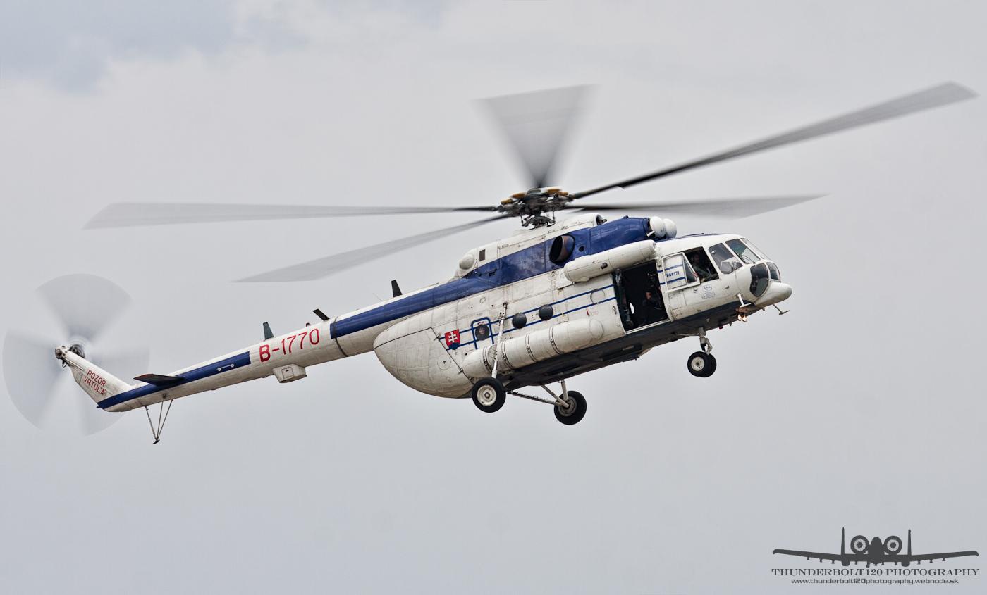 Mil Mi-171 B-1770