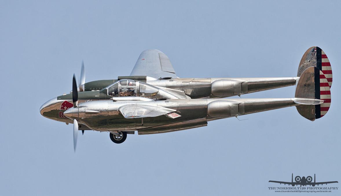 Lockheed P-38L Lightning N25Y