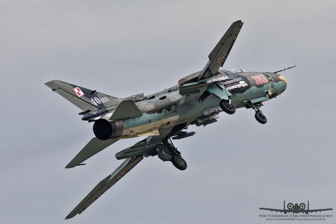 Sukhoi Su-22M-4 3816
