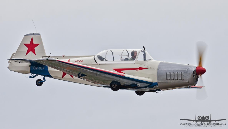 Zlin Z-326M OM-OTN