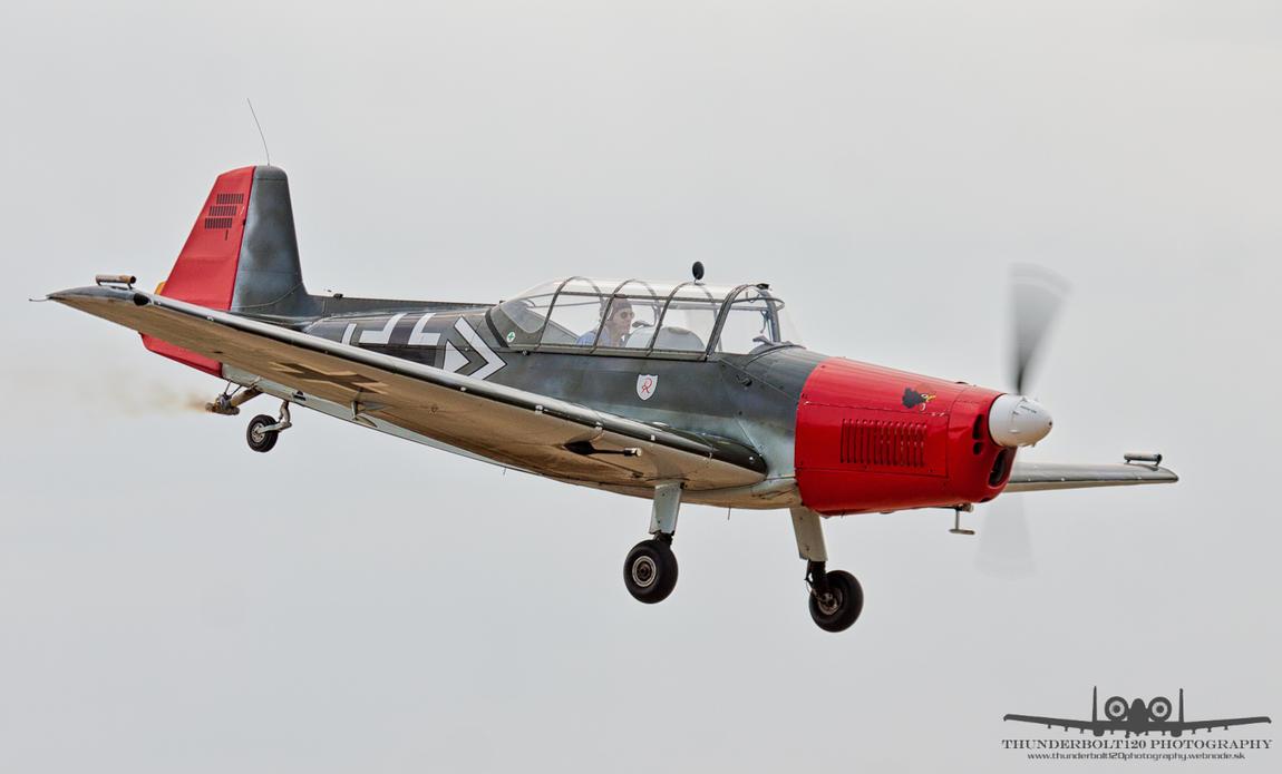 Zlin Z-226MS Trener OM-MFN