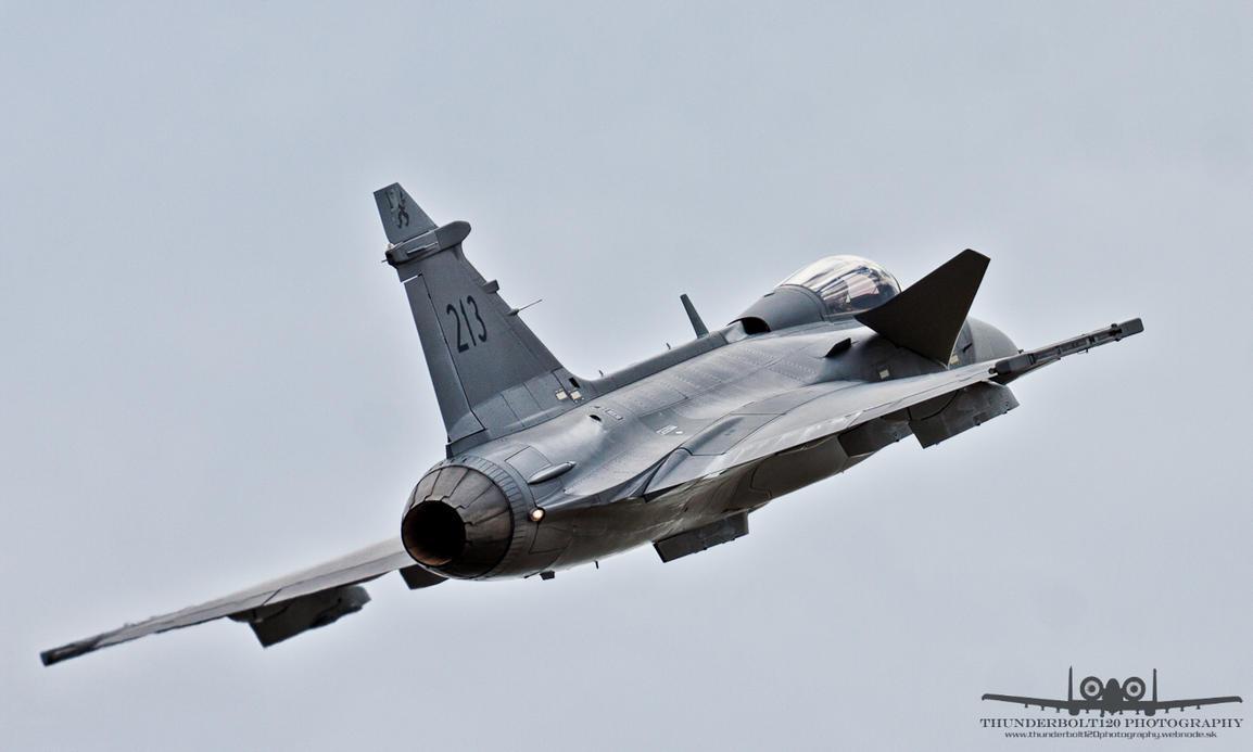 SAAB JAS-39C Gripen 213