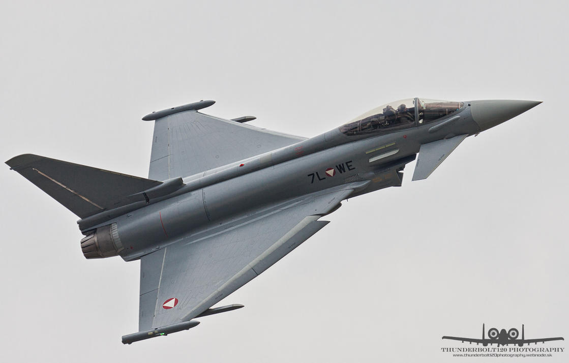 Eurofighter EF-2000 Typhoon S 7L-WE