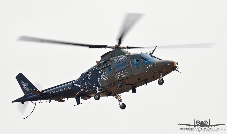 Agusta A-109BA H-24