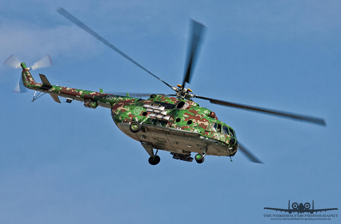 Mil Mi-17 Hip 0847
