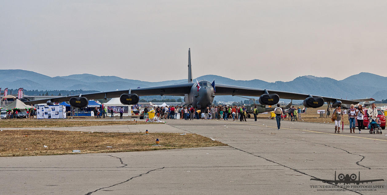 Boeing B-52 Stratofortress 60-0035