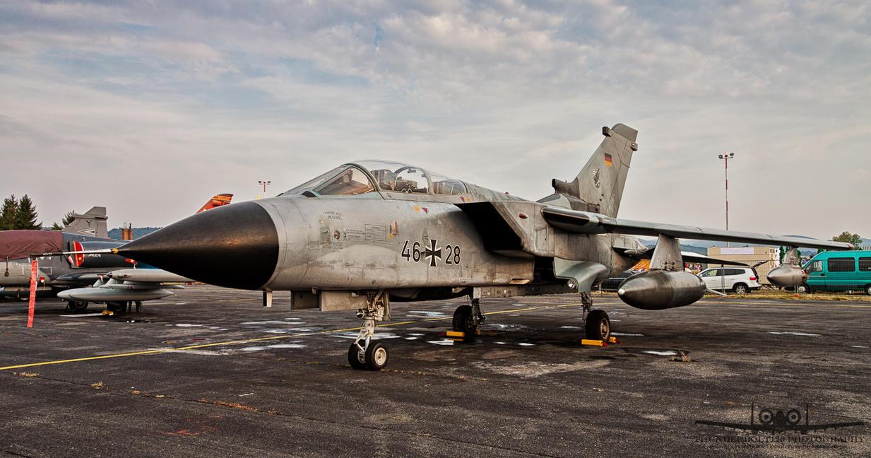 Panavia Tornado ECR 46+28