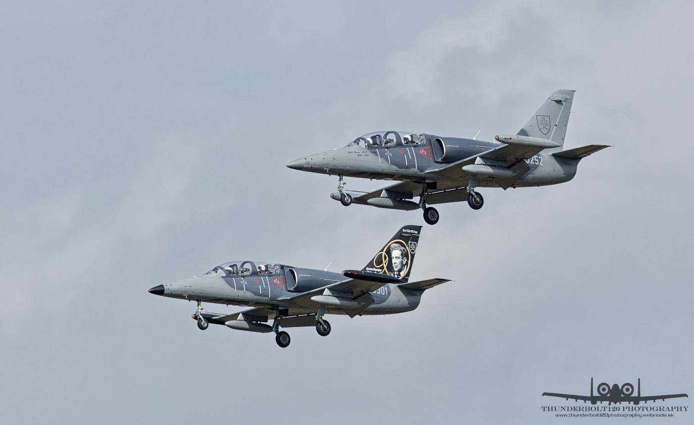 2x L-39CM Albatros