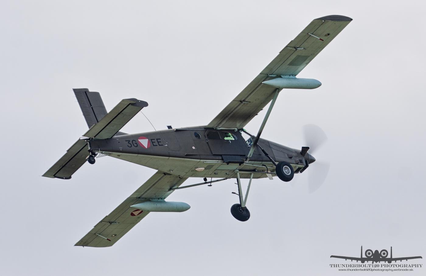 Pilatus PC-6 Porter 3G-EE