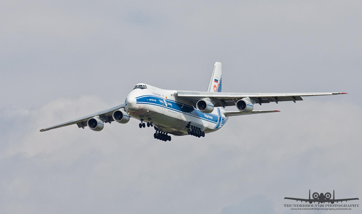 Antonov An-124-100 Ruslan RA-82079