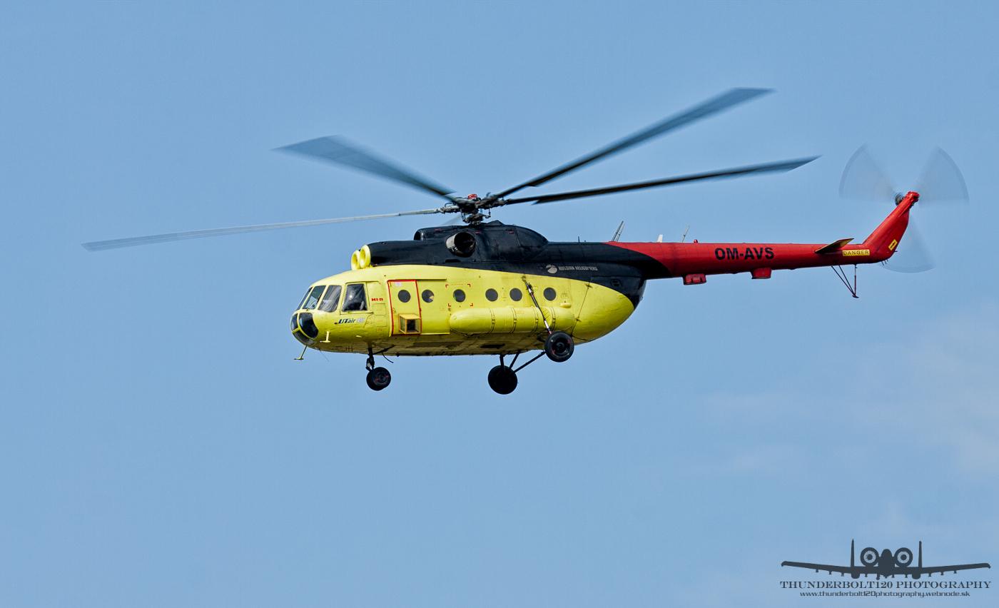 Mil Mi-8T OM-AVS