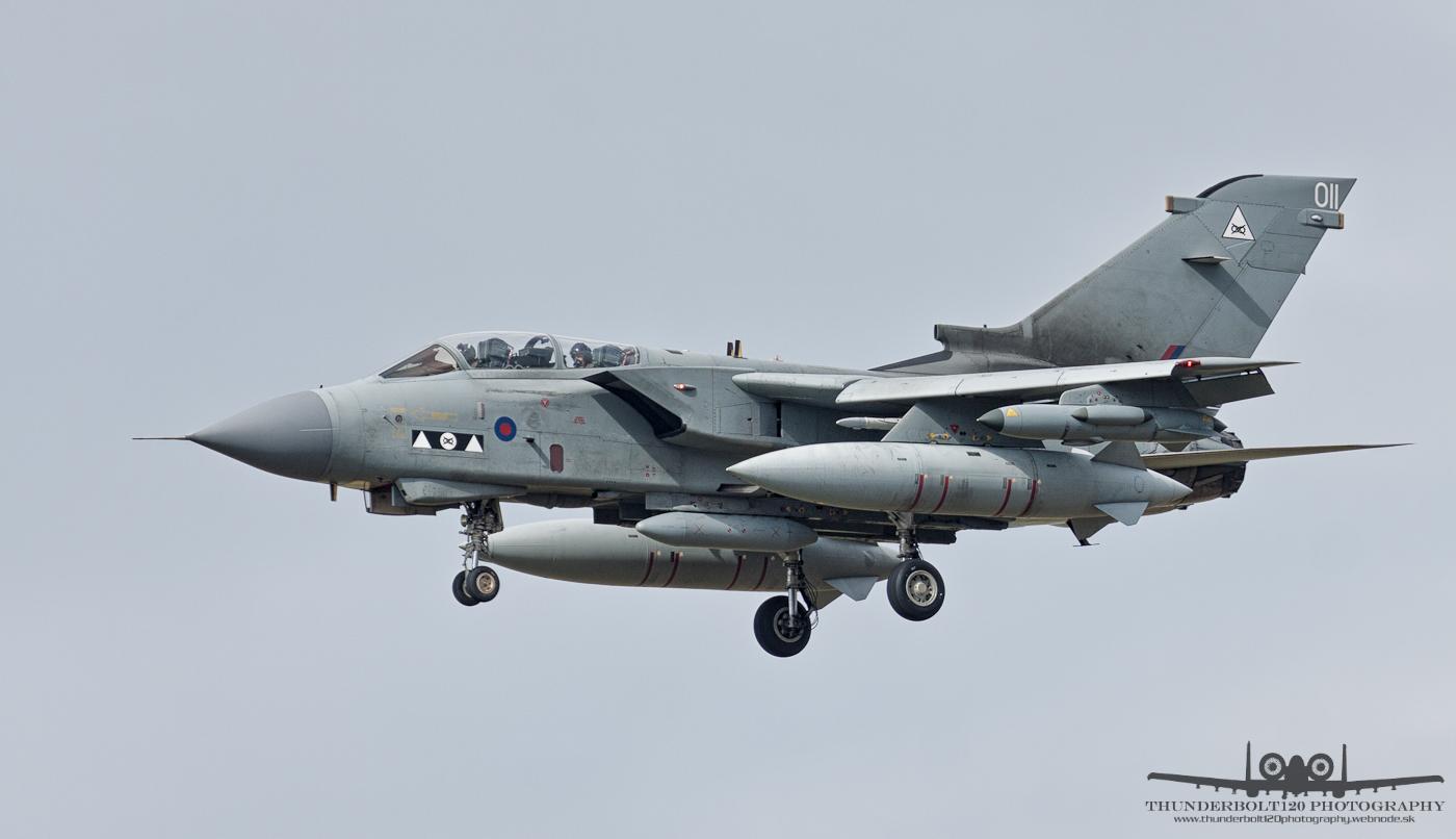 Panavia Tornado GR4 ZA400