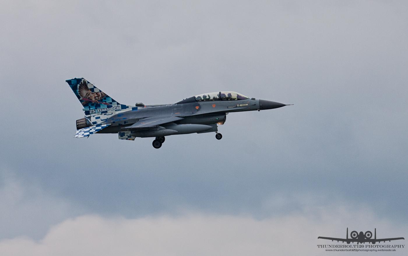 SABCA F-16BM Fighting Falcon FB-24